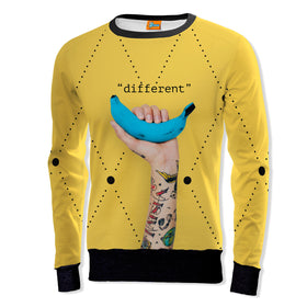 Sudadera Fishikii Banana Different Unisex | SUD.144