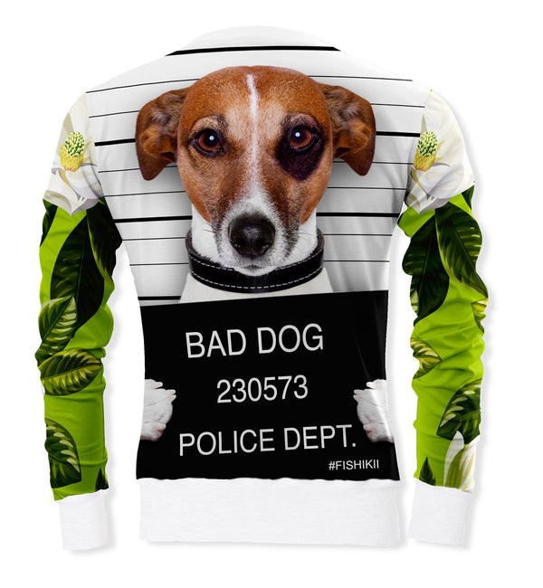 Sudadera Fishikii Bad Dog Unisex | SUD.147
