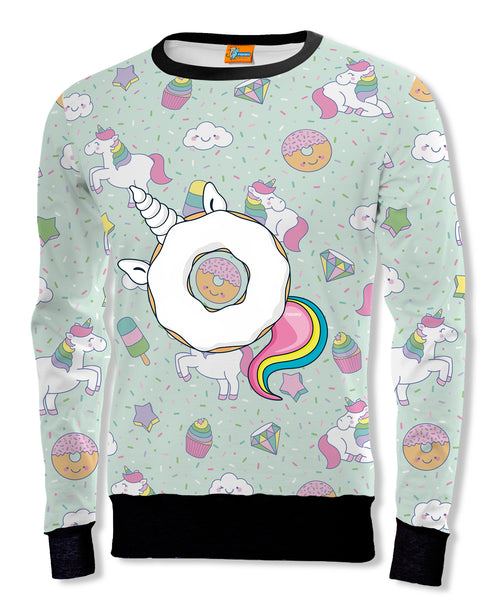 Sudadera Fishikii Unisex Unicorn Power | SUD.211