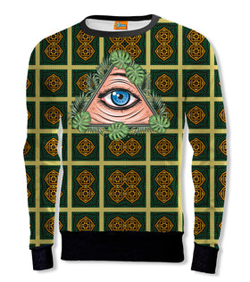 Sudadera Fishikii Triangular Eye Unisex | SUD.355