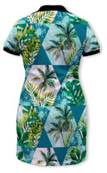 Vestido Polo Fishikii PIN UP TROPICAL para Mujer | VEST-POLO.05