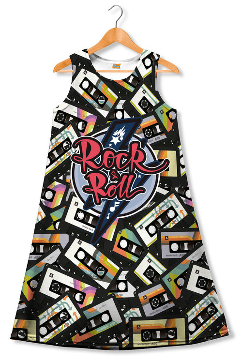 Vestido Fishikii Rock and Roll | VEST.36