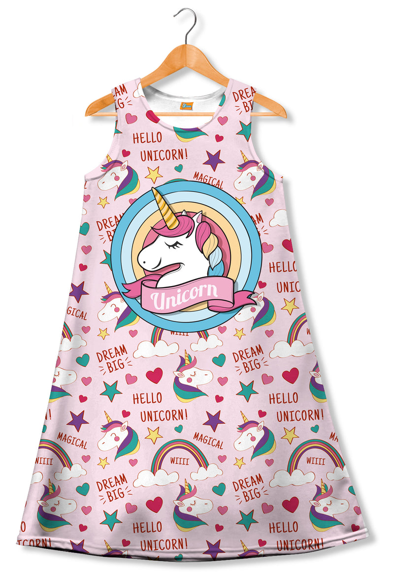 Vestido Fishikii Hello Unicorn! | VEST.38