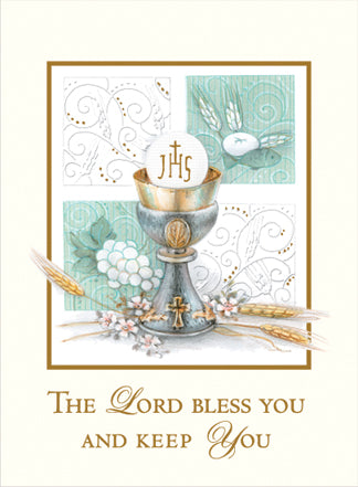 Barton Cotton - Bless You and Keep You - Greeting Cards