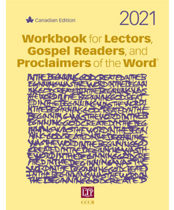 2021 Workbook for Lector's, Gospel Readers, and Proclaimers Of the Word