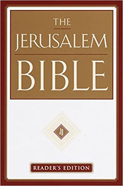 The Jerusalem Bible - Readers Edition
