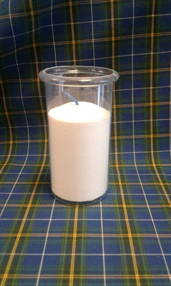 Candle Inserts 3 Days Plastic Refill for GL-60 - SINGLE