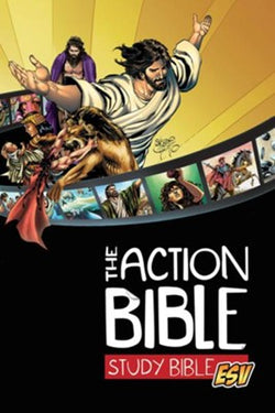 The Action Bible Study Bible
