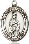 Bliss Our Lady of Fatima Medal and Chain