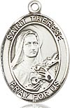 Bliss Saint Therese Medal and Chain