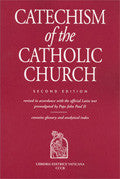 Catechism of The Catholic Church by Catholic Church Hardcover