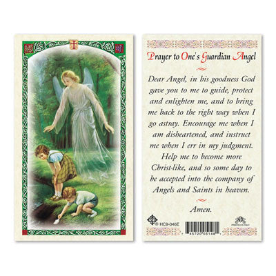 Guardian Angel Prayer to