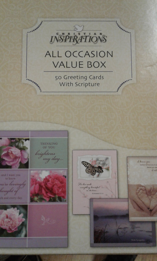 All Occasion Greeting Cards Value Box