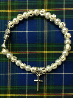Lumen Mundi First Communion Bracelet