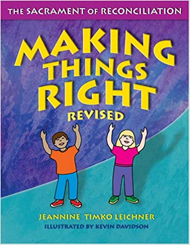 Making Things Right by Jeannine Timmons Leichner