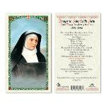 St. Edith Stein Prayer Card