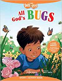 All Gods Bugs Story + Activity Book by Laura Ring Derico