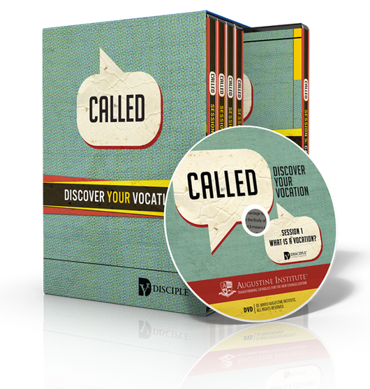 CALLED: Discover Your Vocation - DVD AUGUSTINE INSTITUTE