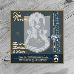CD - The Rosary: Mysteries Meditations & Music Dominican Sisters of Mary