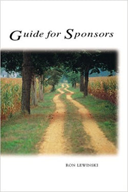 Guide for Sponsors  by Ron Lewinski
