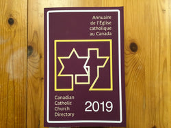 Canadian Catholic Church Directory 2019