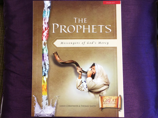 The Prophets: Messengers of Gods Mercy participants book