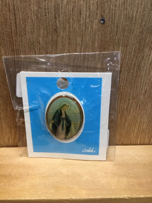 Lapel Pin - Our Lady of Grace