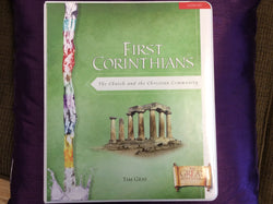 First Corinthians The Church and The Christian Community