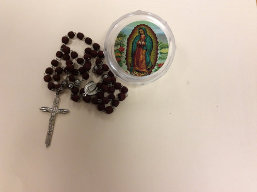 Rosary, Our Lady of Guadalupe