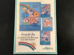 Christian Inspirations -Jump For Joy-Box Card Set