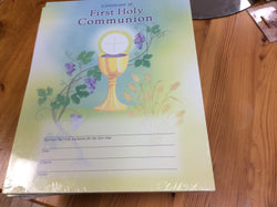 Certificate of First Holy Communion