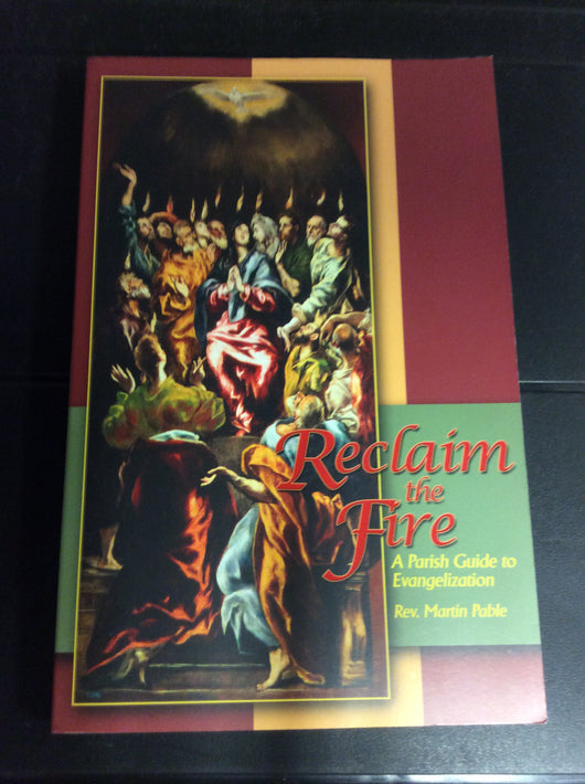 Reclaim the Fire: A Parish Guide to Evangelization