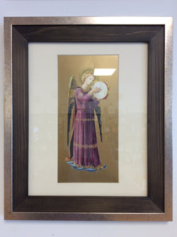 Angel 2 (series of 4) - framed print