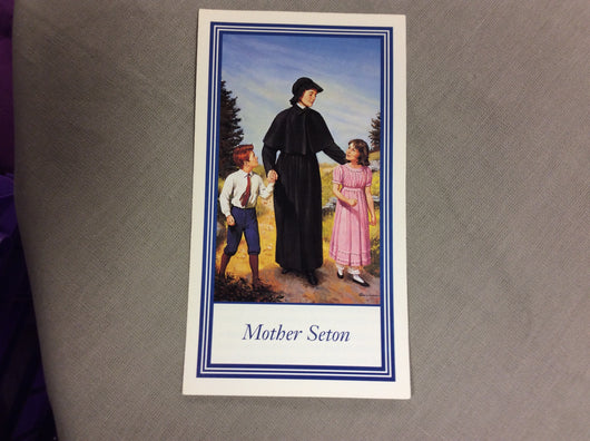 Mother Seton Biography Pamphlet
