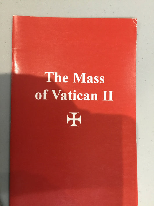 Mass Of Vatican II -