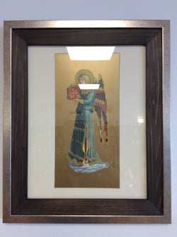 Angel 4 (series of 4) - framed print