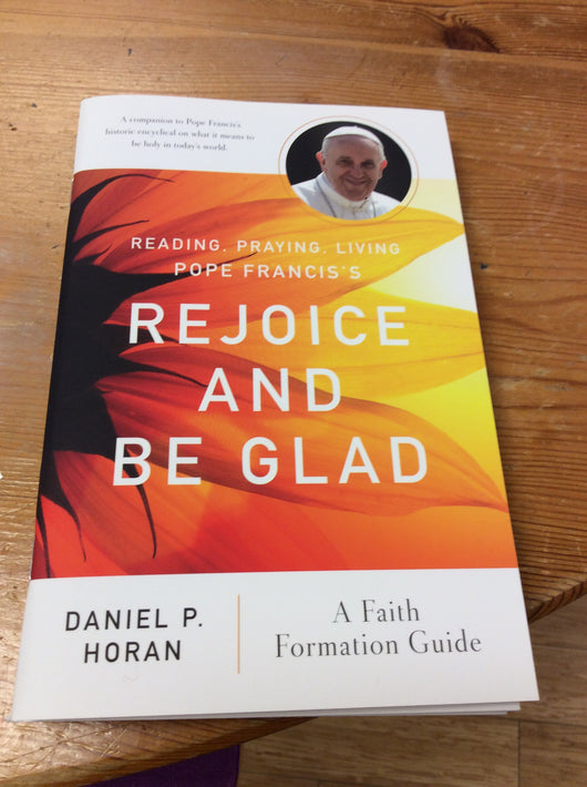 Rejoice And Be Glad - Reading Praying Living