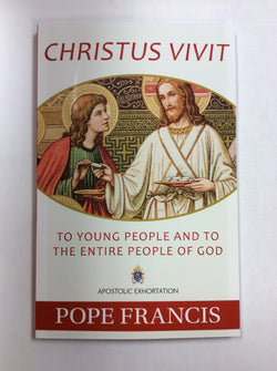 Christus Vivit: To Young People and to the Entire People of God