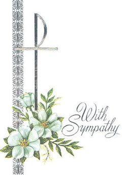 Mass Card - With Sympathy - BOX