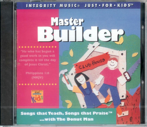 Master Builder - Prayer Songs with the Donut Man