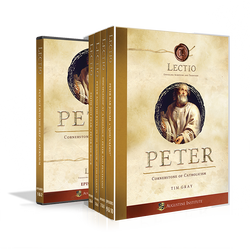 LECTIO: Peter - DVD Set DR. TIM GRAY
