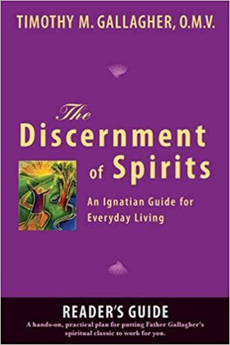 The Discernment of Spirits- An Ignation Guide for Everday Living (A Readers Guide) by Timothy M. Gallagher OMV