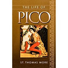 The Life Of Pico by St Thomas More