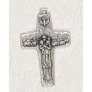Lumen Mundi - Pope Francis Papal Cross necklace