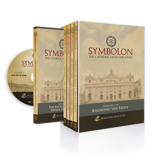 Symbolon: The Catholic Faith Explained - PART 1 - DVDs Augustine Institute
