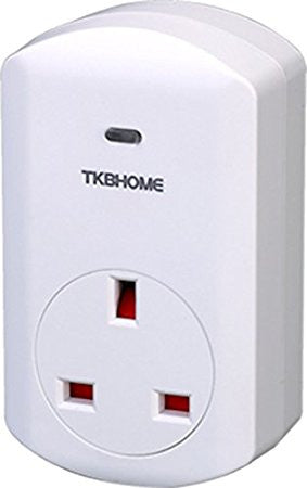 TKB Wall Plug Switch/Meter