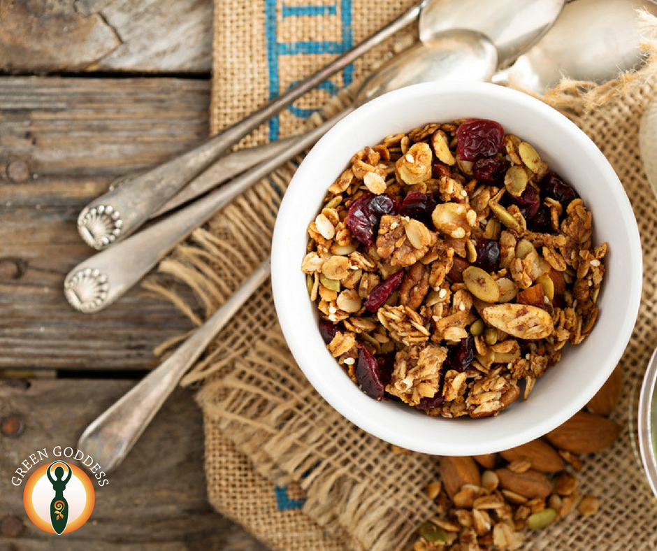 Tips for a healthier breakfast cereal