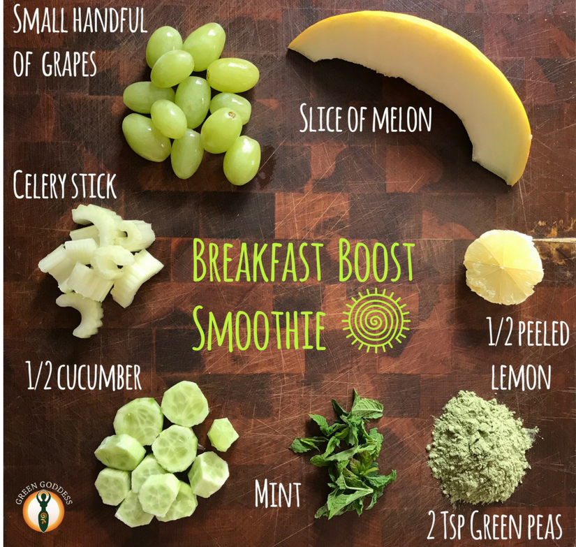 Breakfast Boost Smoothie