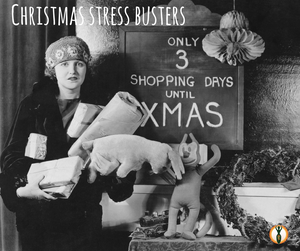 9 stress busting tips at Christmas