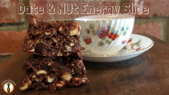 Date & Nut Energy Slice